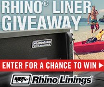 Rhino Linings Dominate Summer Sweepstakes