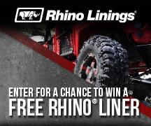 Rhino Linings Gift Card Giveaway